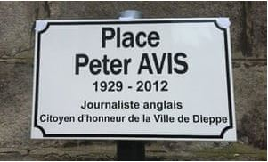 place peter avis