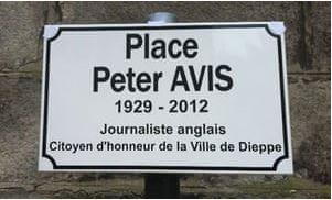 place peter avis