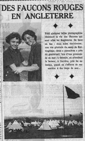 Le Poulaire 15 aout 1937
