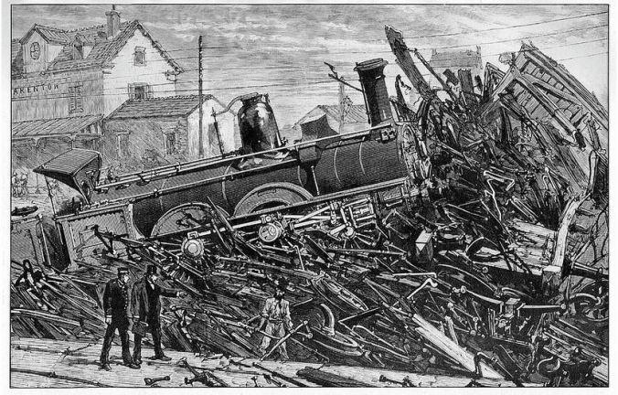 Gare de Charenton 1881